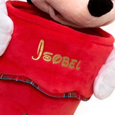 Chaussette de Noël Minnie Mouse