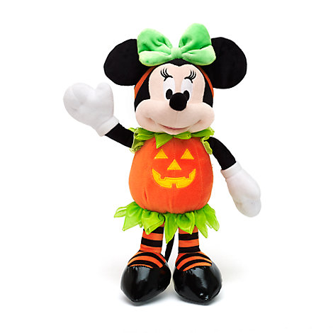 Minnie Mouse Halloween Small Soft Toy