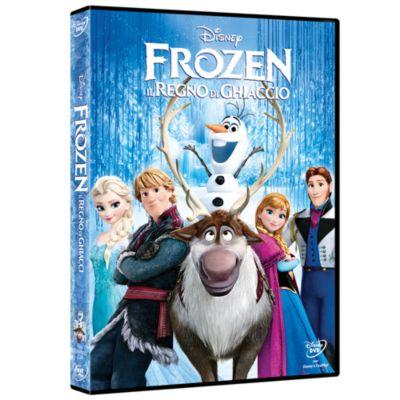 Frozen - Il Regno di Ghiaccio - DVD