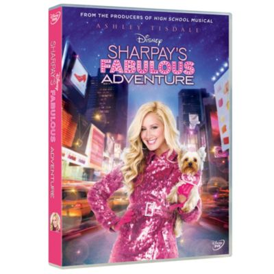 Sharpay's Fabulous Adventure DVD