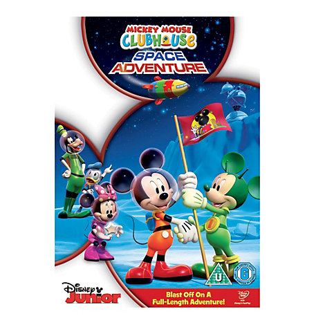 Mickey Mouse Club House: Space Adventure