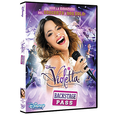 Violetta Backstage Pass
