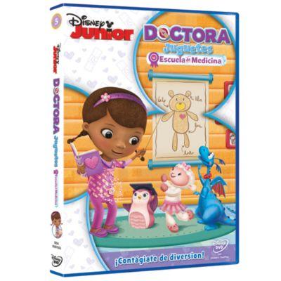 La Doctora Juguetes: Escuela de medicina DVD