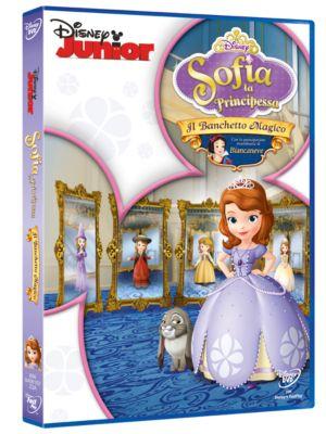 Sofia la Principessa il Banchetto Magico con la Pertecipazione Straordinaria di Biancaneve