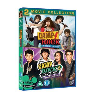 Camp Rock & Camp Rock 2 DVD