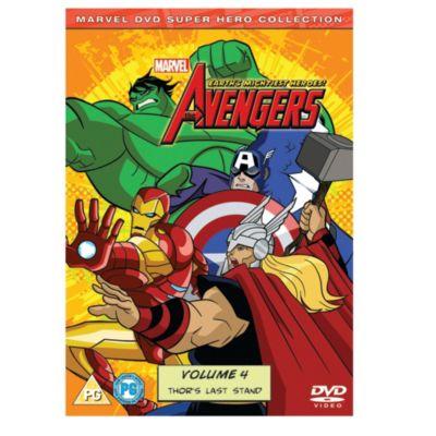 Avengers:  Earth's Mightiest Heros! Volume 4