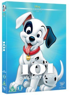101 Dalmatians DVD