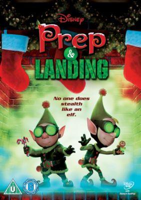 Prep and Landing DVD