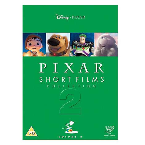 Pixar Shorts Volume 2 DVD