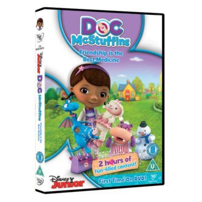 Doc McStuffins: Friendship Is The Best Medicine DVD