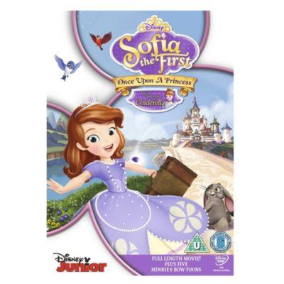 Sofia the First DVD