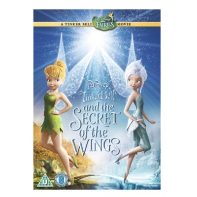 Tinker Bell and The Secret of the Wings DVD