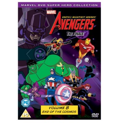 Avengers - Earth's Mightiest Heroes Volume 8