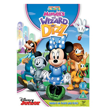 Mickey Mouse Clubhouse: The Wizard of Dizz DVD