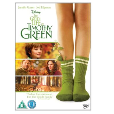 The Odd Life of Timothy Green DVD