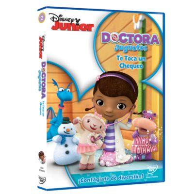 La Doctora Juguetes: Te toca un chequeo DVD