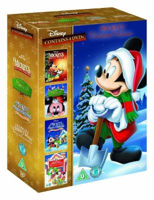 Mickey's Christmas Collection DVD�