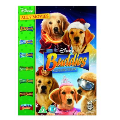 The Disney Buddies Collection DVD
