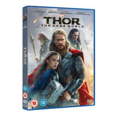 Marvel's THOR: The Dark World DVD
