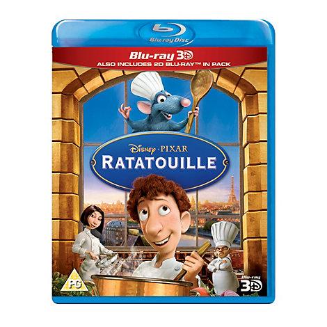 Ratatouille 3D Blu-ray