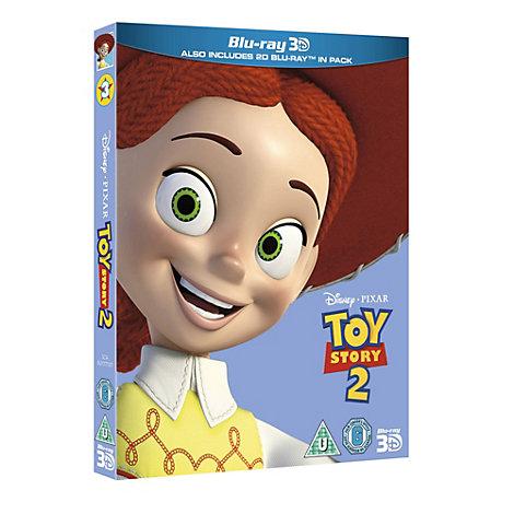 Toy Story 2 3D Blu-ray DVD
