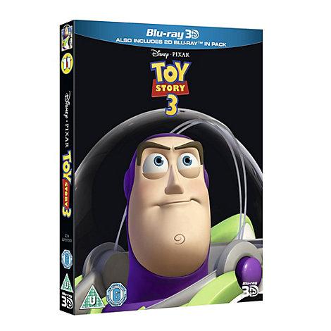 Toy Story 3 3D Blu-ray DVD