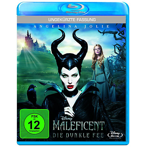 Maleficent - Die dunkle Fee (Blu-ray)