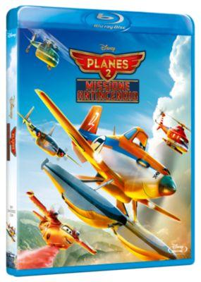 Planes 2 - Missione Antincendio - Blu Ray