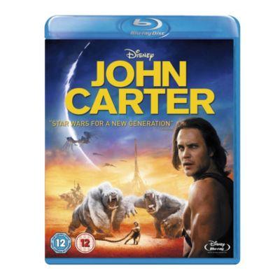 John Carter of Mars Blu-ray