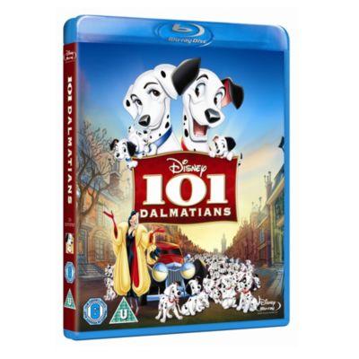 101 Dalmatians Blu-ray