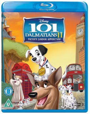 101 Dalmatians II : Patch's Twilight Adventure Blu-ray