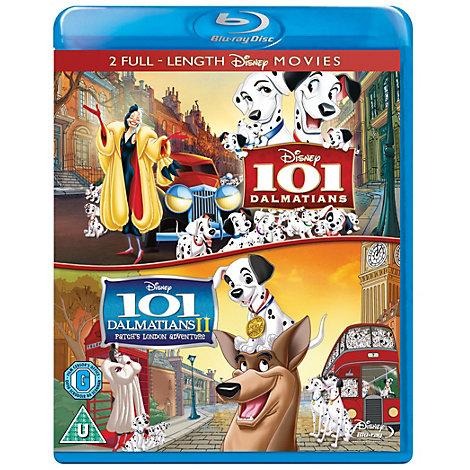 101 Dalmatians / 101 Dalmatians 2 Blu-ray