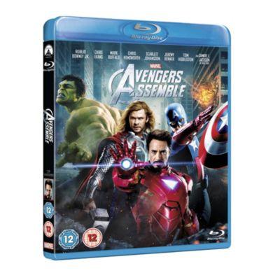 Marvel Avengers Assemble Blu-ray