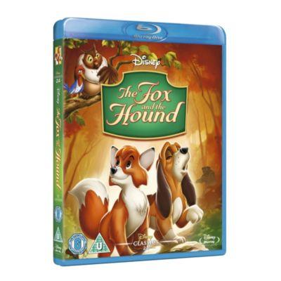 Fox and the Hound Blu-ray