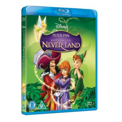 Peter Pan 2: Return To Neverland Blu-ray