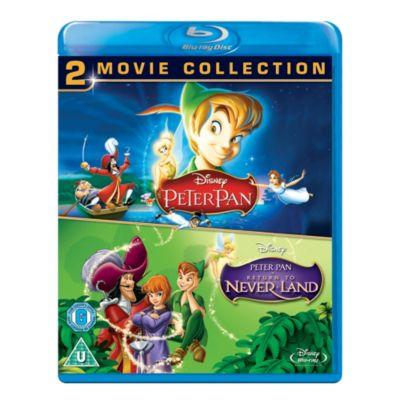 Peter Pan & Peter Pan 2: Return to Neverland Blu-ray