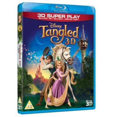 Tangled Blu-ray 3D