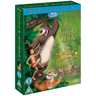 Jungle Book 1 & 2 PACK Blu-ray