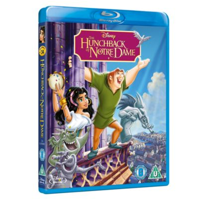 The Hunchback of Notre Dame Blu-ray