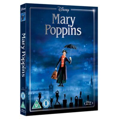 Mary Poppins 50th Anniversary Blu-ray