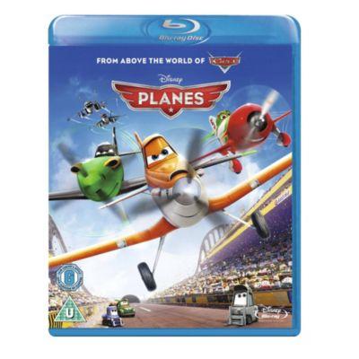 Planes Blu-ray