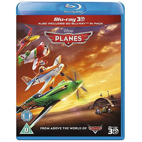 Planes 3D Blu-ray