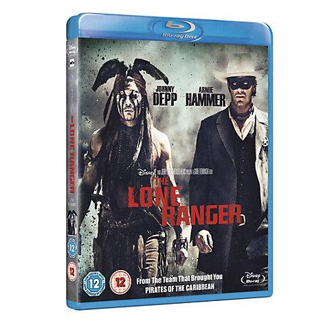 Lone Ranger Blu-ray