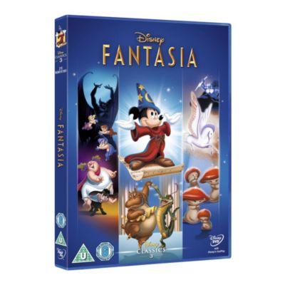 Fantasia Platinum Edition DVD