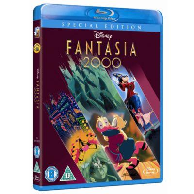 Fantasia 2000 Platinum Edition Blu-ray
