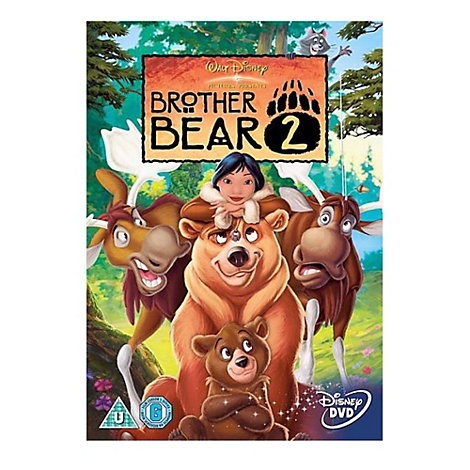 Brother Bear 2 DVD