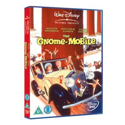 The Gnomemobile DVD