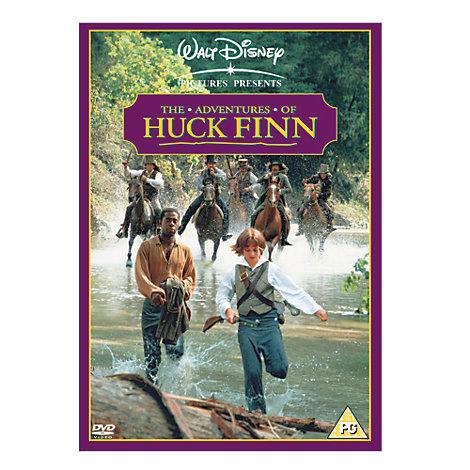 The Adventures of Huck Finn DVD