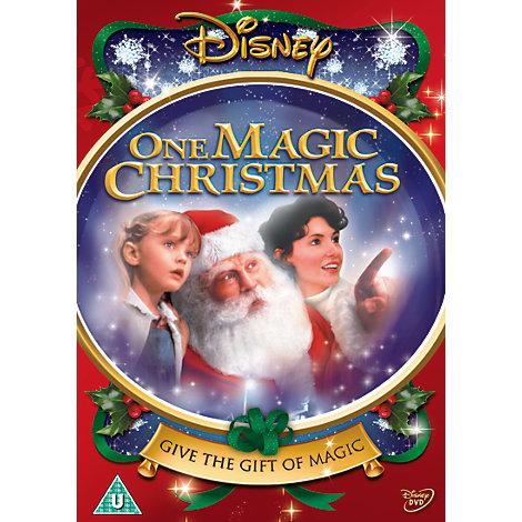 One Magic Christmas DVD