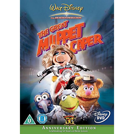 Muppet Great Caper Special Edition DVD